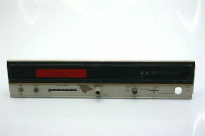 HP Agilent 5340A 10Hz-18GHz Microwave Frequency Counter Front Panel