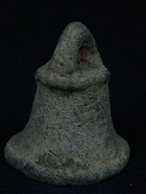 Ancient Bactrian Bronze Bell 300 BC