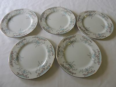 Imperial China Seville Bread and Butter Plates(5)