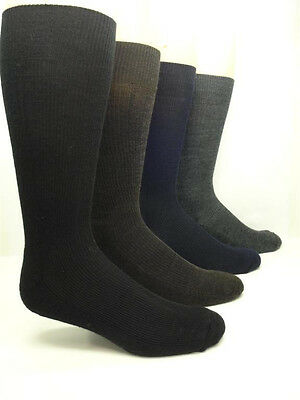 Vagden MERINO Wool Cushion Sole DRESS Socks (2 Pair)