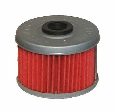 Honda VT125 Shadow (1999 to 2008) HifloFiltro Replacement Oil Filter (HF113)