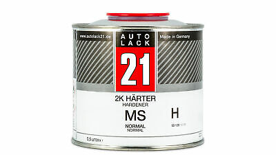 2K MS Härter normal 0,5 Ltr.