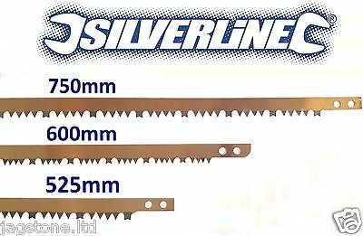 525mm, 600mm, 750mm Pruning / Bow Saw Blade Cut Repair Branches Pruning Tree