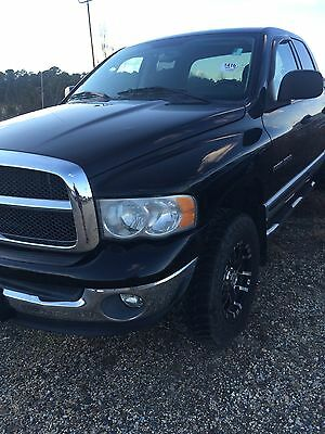 Dodge : Ram 1500 4dr Quad Cab 2003 dodge ram 1500 4 x 4 oversized tires and wheels all serious offers considered