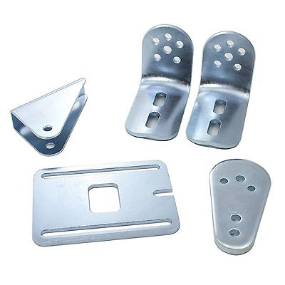Mighty Mule HB100 Hardware Bracket Set Gate Opener FM500 FM350 FM502 Operator