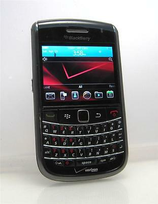 BlackBerry Bold 9650 -Black- Smartphone Unlocked GSM any Regular Size SIM Card