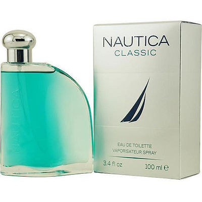 Nautica Classic Men S Cologne 3 4oz 100ml Edt Large Size Nr