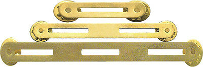 Gold Brass Pin Insignia Ribbon Mount