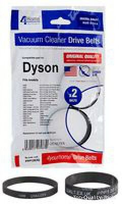 VACUUM BELTS, PACK OF 2, DYSON CLU Part No. PPP135OQ By 4 YOUR HOME