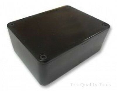 ENCLOSURE, MULTIPURPOSE, ABS, BLACK Part # DELTRON 479-0020-1