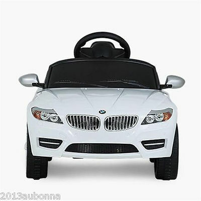 Official Licensed Bmw Z4 Mp3 Kids Electric Ride On Car Toy