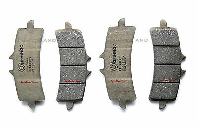 4 Front Brake Pads Brembo Rc Racing For Suzuki Gsx R 1000 2014 14  (07Bb37Rc)