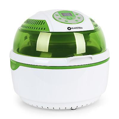 New Hot Air Cooker & Fryer 9 L Oil Free Cooking Low Fat Halogen Oven *freep&p *