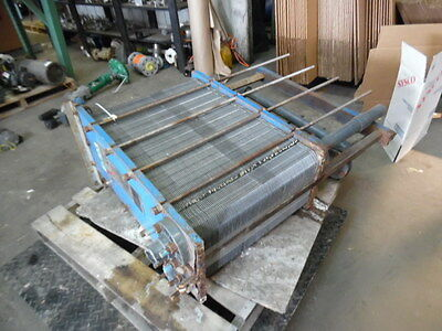 Invensys Apv Paraflow Heat Exchanger, Sr2 M-10, Sn:20063003000634, Used
