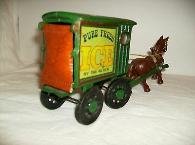 Cast Iron Truck Pure Fresh Ice By The Block T