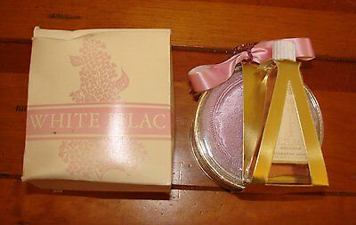 White Lilac Dorothy Gray Colone 1.5Fl  Oz Dusting Powder 4.5 Oz Gift Set New Box