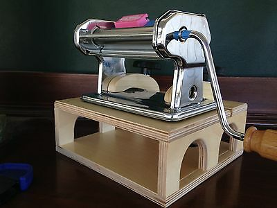 Pasta Pal universal fit polymer clay pasta machine riser for polymer clay artist