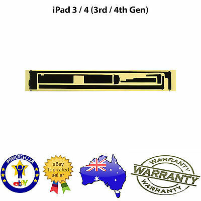 for iPad 3 / iPad 4 - ADHESIVE TAPE DOUBLE SIDED DIGITIZER LCD TOUCH SCREEN