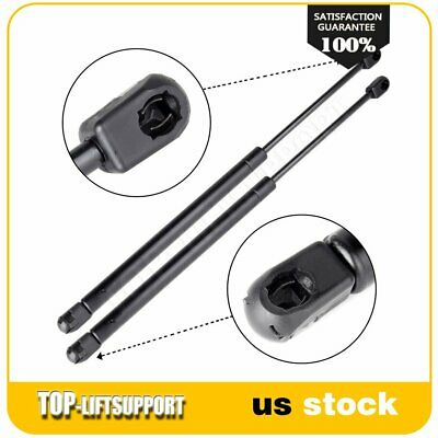 Qty(2)For Jeep Liberty 2002-2007 Rear Window Lift Supports Struts Gas Springs