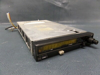 Aircraft Aviation King Ky197 Comm Radio Receiver 064-1021-00 With Rack