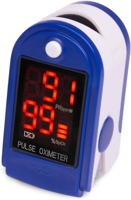 Drive Medical Fingertip Oxygen & Pulse Oximeter Model MQ3200 *NEW* Free Shipping