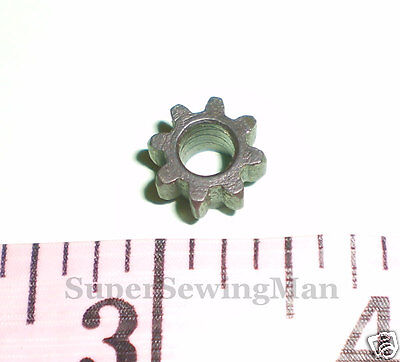 Singer 29K Sewing Machine Shuttle Carrier Following Pinion Part# 82180