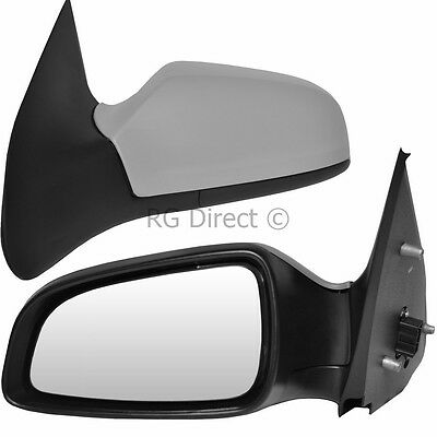 New Left Side Electric Heated Wing Door Mirror Unit For Vauxhall Astra H 04-09