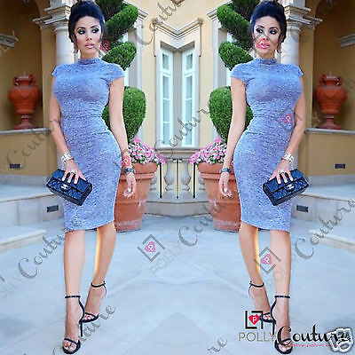 Womens Casual Bodycon Party Jersey Midi Cocktail Pencil Sexy SummerTshirt Dress