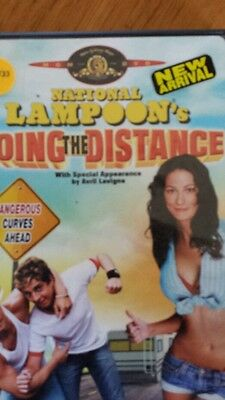 National Lampoon's GOING The DISTANCE DVD AVRIL LAVIGNE JASON PRIESTLEY