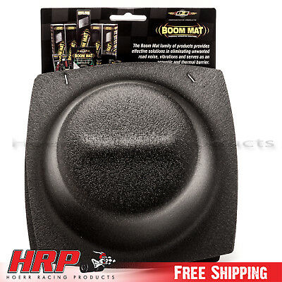 "DEI 050330 Boom Mat 6.5"" Round Speaker Baffle - Pack of 2"