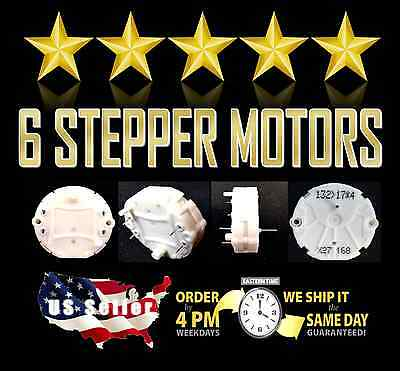 (6) Gm Stepper Motor Speedometer Gauge Repair Instrument Cluster  Gmc X27.168