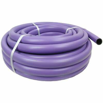 10M 25MM I.D. Purple Sullage Grey Water Garden Hose MADE IN AUSTRALIA! Last 2