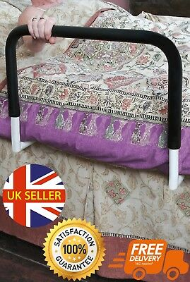 EZ Easy Grip Bed Rail Mobility & Disability Aid Support Bar