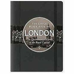 The Little Black Book of London, 2012 Edition
