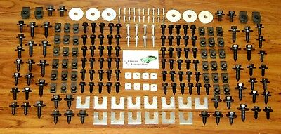 210 pcs Front Sheet Metal Hardware Kt Chevy Buick Pontiac Olds Chevelle Camaro