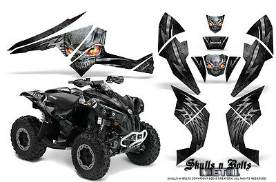 Can-Am Renegade Creatorx Graphics Kit Decals Stickers Snbm Bb