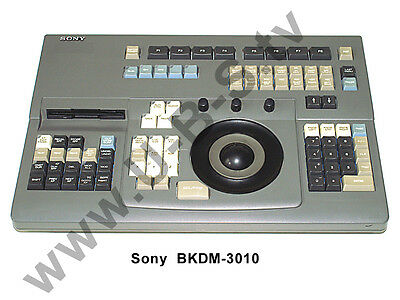 Sony BKDM-3010 (2 Ch. Control Panel for DME 3000 / 7000)