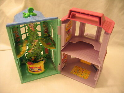 FISHER PRICE Sweet Streets BEANSTALK TOY SHOP Building Structure Only Rare!