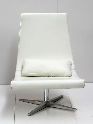 Perobell Tabasco Lounge. Designed by Jorge Pensi. White (sessel)