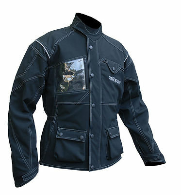 Wulfsport Enduro Elite Trials Motocross Jacket Black Large