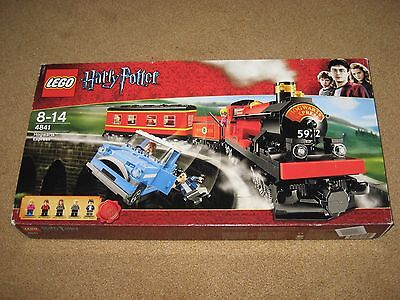 LEGO Harry Potter 4841 - Hogwarts Express Train Set - NEW / MISB / UNOPENED !!