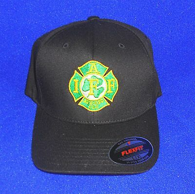 Irish Firefighter Ball Cap. Firefighter Hat   St. Patrick's Day Hat