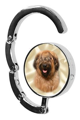 Briard Dog Table Bag Handbag Purse Hanger Hook by paws2print