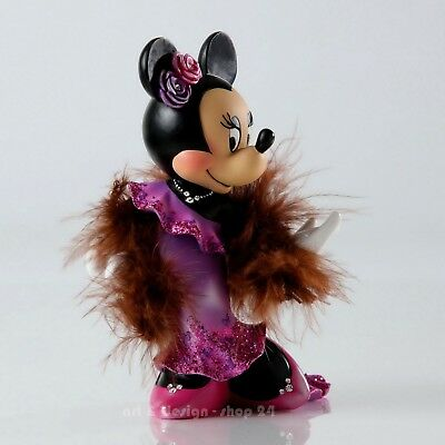 "DISNEY SHOWCASE COLLECTION - Skulptur - ""MINNIE MOUSE"" - Figur 4045447 - NEU !!!"