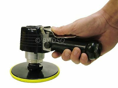 "15cm 6"" Pneumatic DA. Dual Action Random Orbital Air Sander Palm Sander Air Tool"