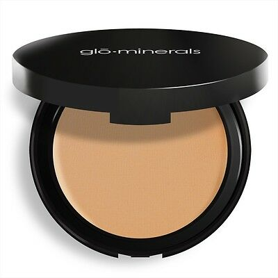 Glominerals glo Pressed Base Power Foundation - Honey Light (New in Box)
