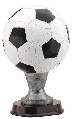 Soccer  Resin Trophy,  Engraved Free Large