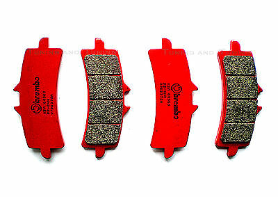 4 Front Brake Pads Brembo Sa For Ducati Panigale Abs 1199 2014 14  (07Bb37Sa)