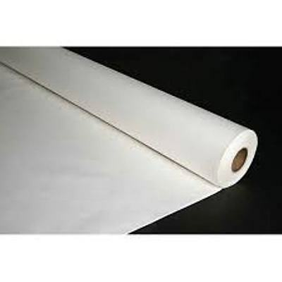 25m Banquet Roll White Paper, Table Cover, party Supplies, Tablecloth