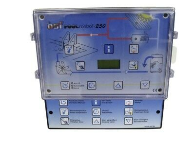 OSF Pool Control 250 Filtersteuerung mit Solarfunktion PC-250